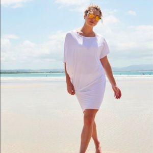 Athleta Sunlover Hi-Lo dress, Large NWOT